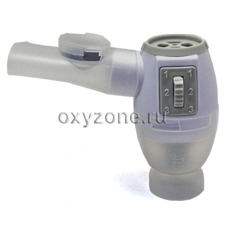 Небулайзерная камера Microlife NEB 10 с выбором режима работы.