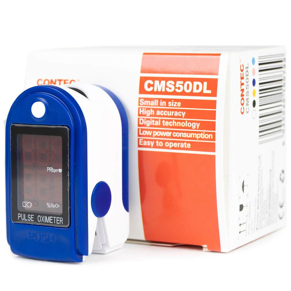 Пульсоксиметр CMS 50DL - купить по выгодной цене - oxyzone.ru